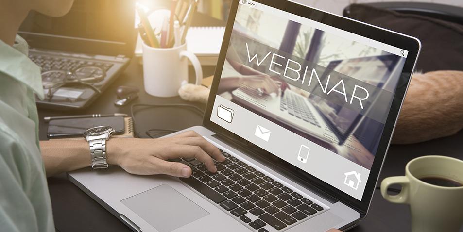Todo lo que debes saber para hacer un webinar en vivo